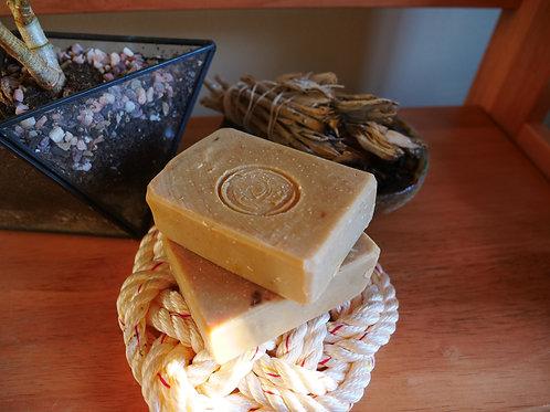 Handmade Pine Tar Eucalyptus Cold Process Soap