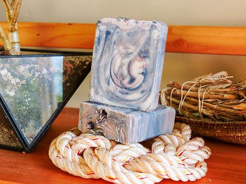 Handmade Juniper Lavender Moonchild Cold Process Soap