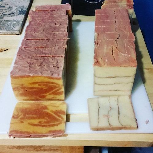 Custom Soap Loaf Order