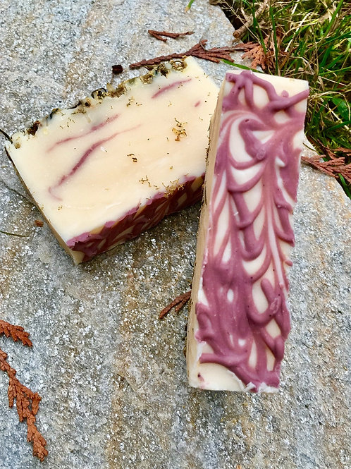 Handmade Grapefruit Cold Process Soap