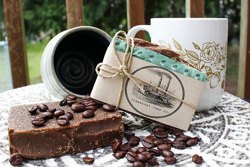 Handmade Espresso Coldprocess Soap