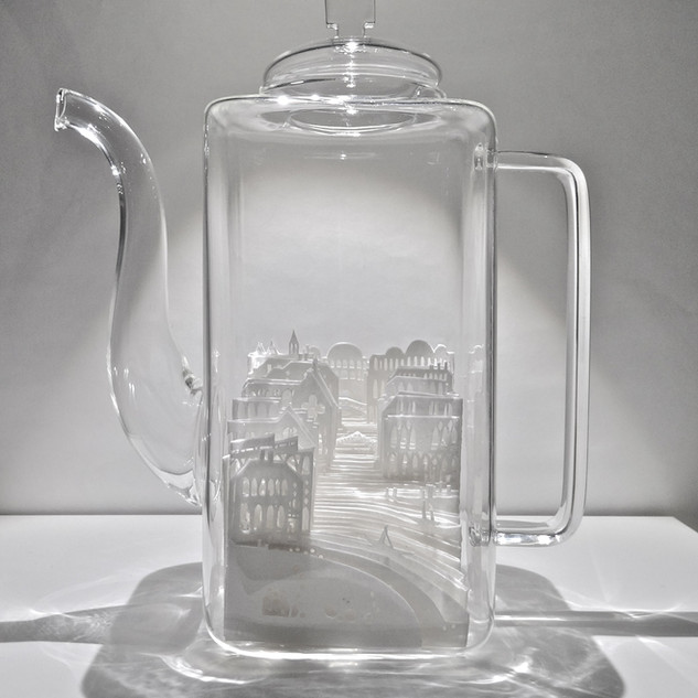 In the Jar (City of Water