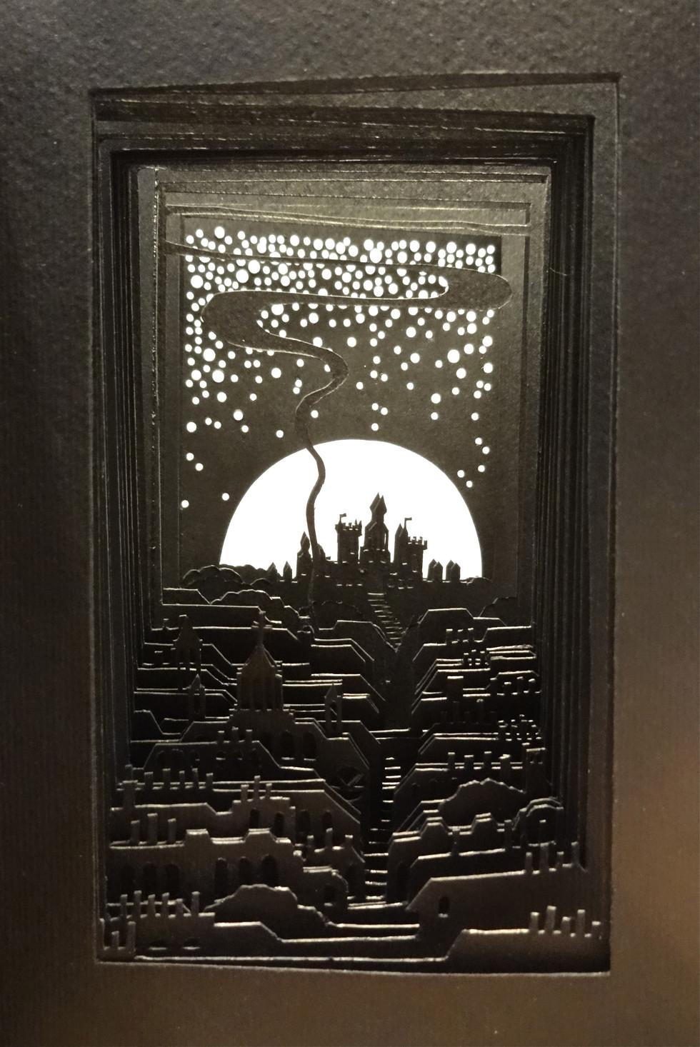 Midnight Paris Book