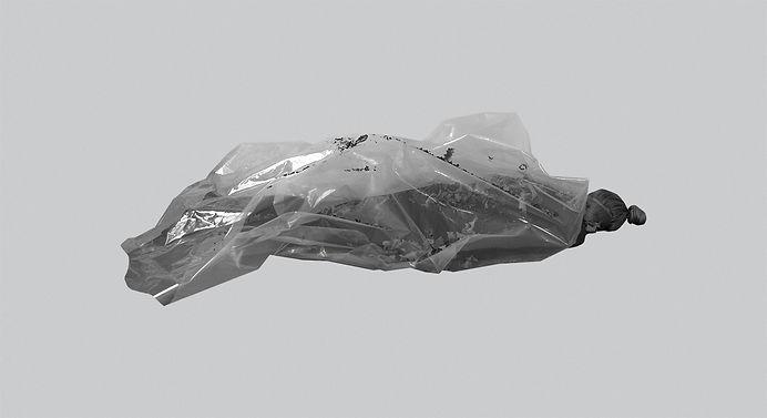 A Plastic Sheet, Blanket, Laura Laasik