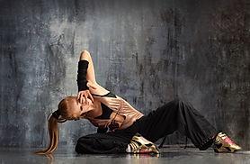 Dancer on Floor