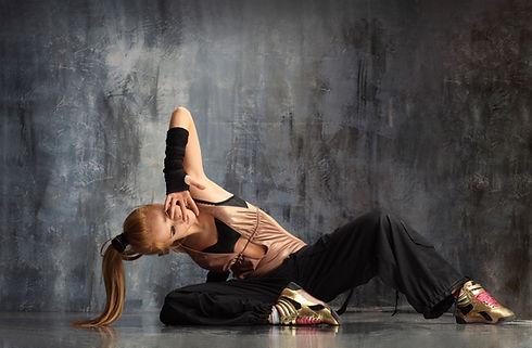 Danseur sur le plancher