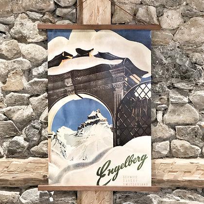 Hahnen Nostalgie Poster