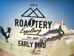 Early Bird - our newest blend