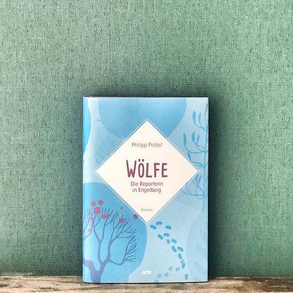 Wölfe - Die Reporterin in Engelberg