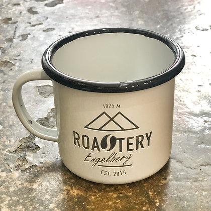 Roastery Enamel Cup