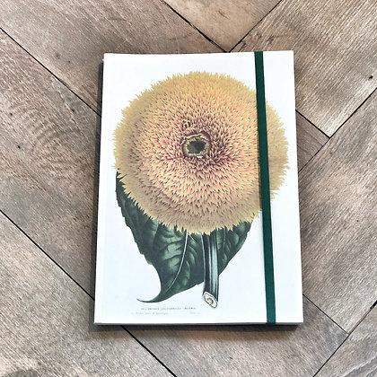 A5 Sunflower Notebook