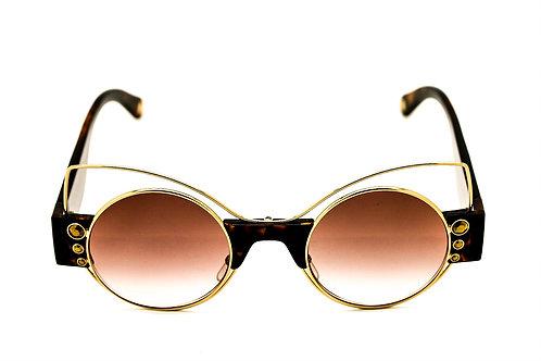 Marc Jacobs 1 CAT EYE BROWN