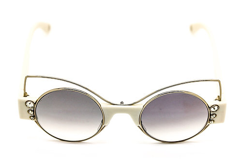 Marc Jacobs 1 CAT EYE WHITE