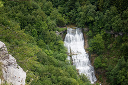 cascades-herisson