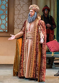 the Emir of Ramla - Jerusalem - Keith Brown, bass-baritone