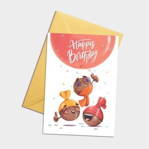 Chocolate Birthday