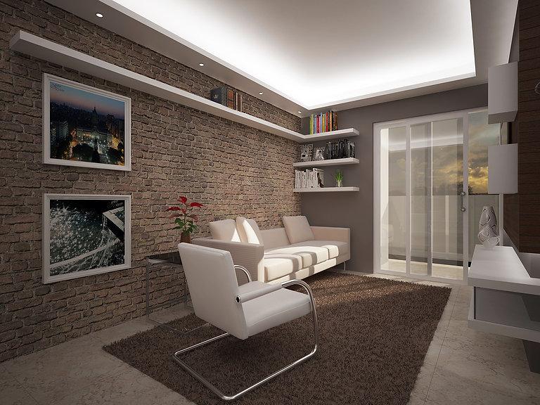RoseckáZequinão - Projeto de interior