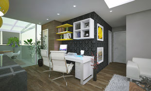 Interior - Home Office