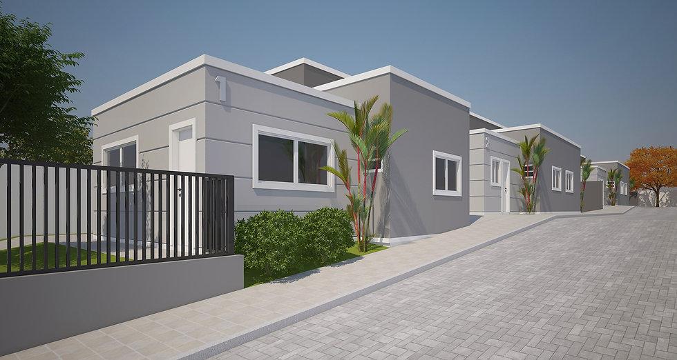 RoseckáZequinão - Arquitetura residencial