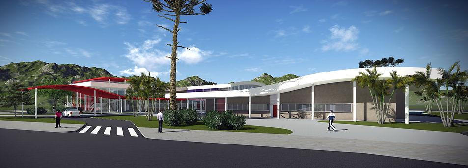 RoseckáZequinão - Escola Verde