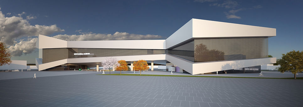 RoseckáZequinão - Museu da Ciência e Tecnologia
