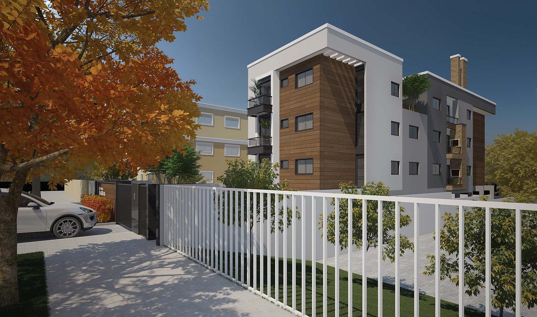 RoseckáZequinão - Arquitetura residencial | Edifício residencial Ana Paula