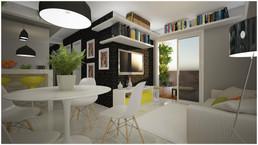 Apartamento Cassi e Tiago