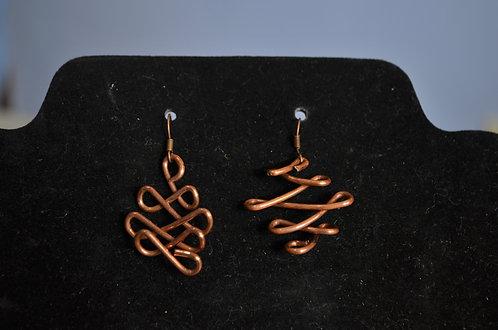 Lattice Earrings