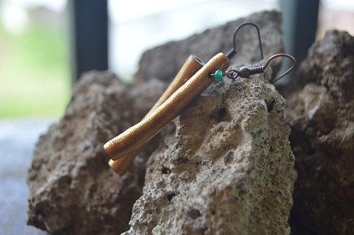 Unique Bead Dangle Earrings