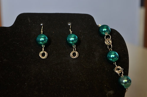 Bead Jewelry Set