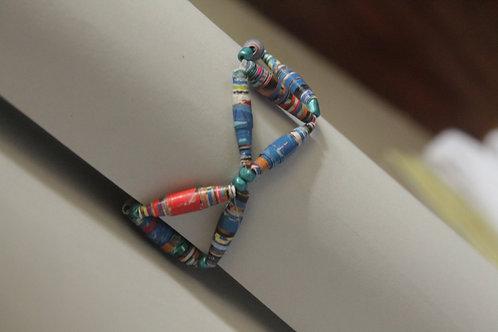 Geo - Paper Bracelet