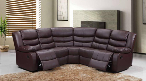The Roma Recliner Sofa Boasts Beautiful Contrast Bonded Leather To Create An Amazing Look Has Foam Filled Cushioning Provide You With A Comfortable Seat