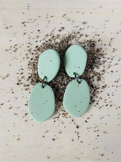 Made by Ruu   Drop Earrings