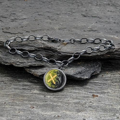 Gill Ross Jewellery    Encircled Bracelet