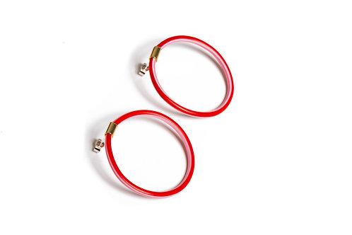 Eleanor Symms | Hula Loop Earrings