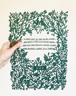 Showcasing Scotlands creative talent | Tea Green Events | Scotland
