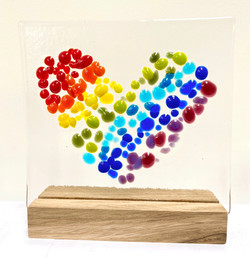 Mauralen - fused glass artist