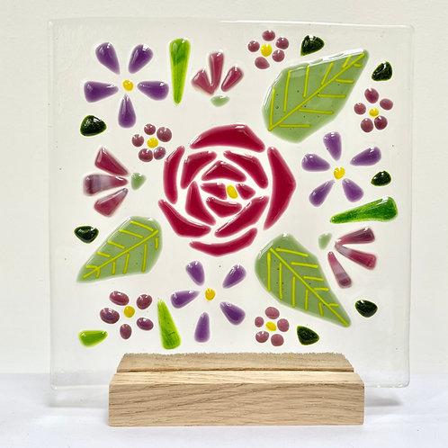 Mauralen Fused Glass | Glass Panel