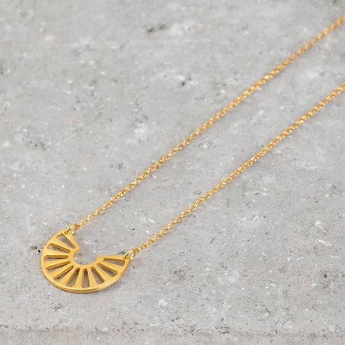 Ornato | Harena Gold Chain Necklace