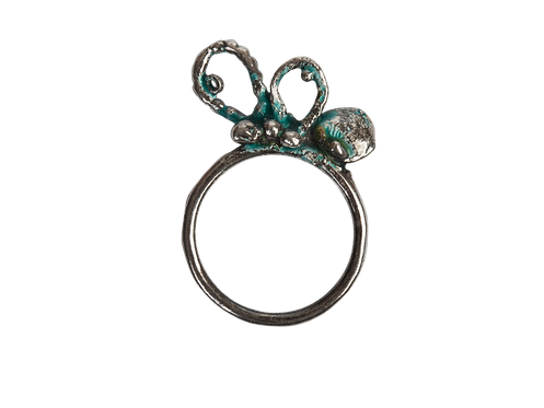 Blossom Stack Ring
