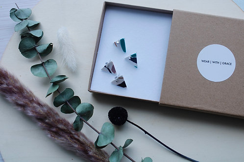 WEAR WITH GRACE | Dismantle Studs