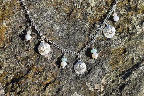 Bright Star Jewellery   Petal Necklace