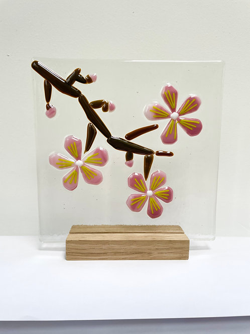 Mauralen Fused Glass   Glass Panel