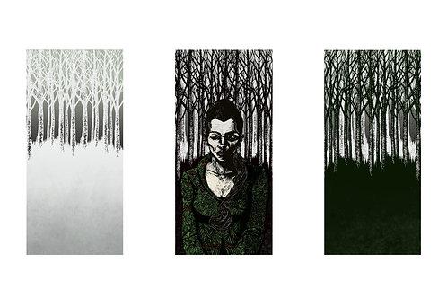 Rachel Meehan | Silence - Triptych