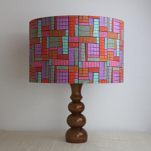 G Hickey Design   Paradise Large Lampshade