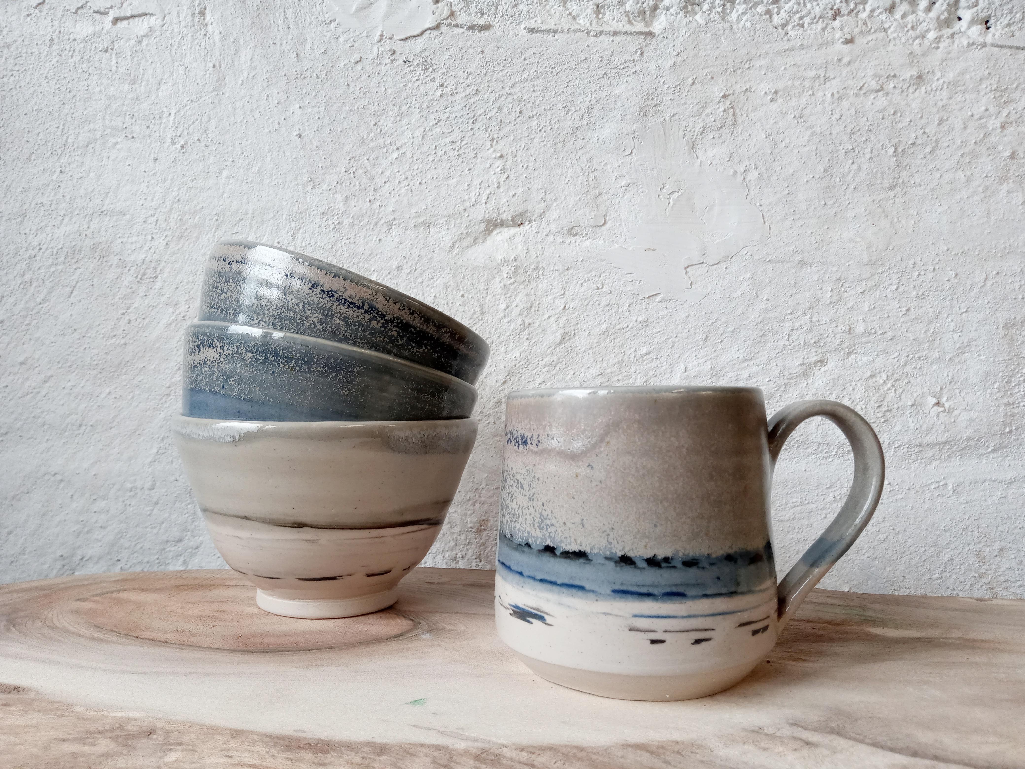 Sea Drift Pottery