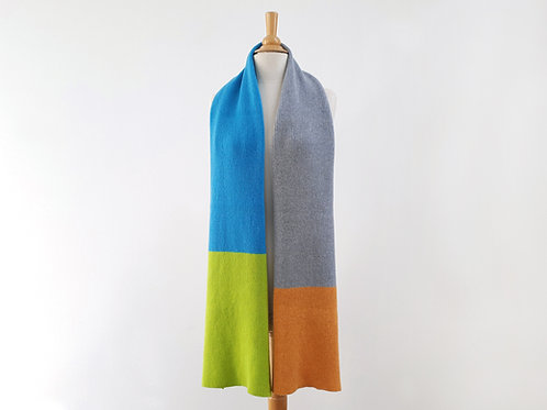 Candy Coated Accessories  | Block Scarf