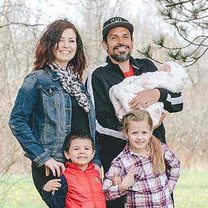 Sarah & Jason Family Photos