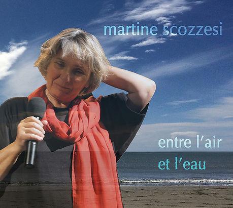 Martine Scozzesi entre l'air et l'eau
