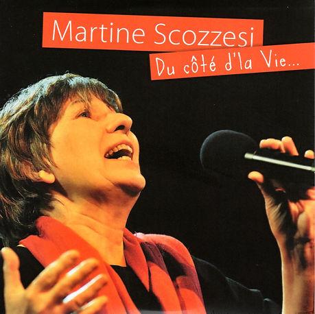 Martine Scozzesi Du côté d'la vie...